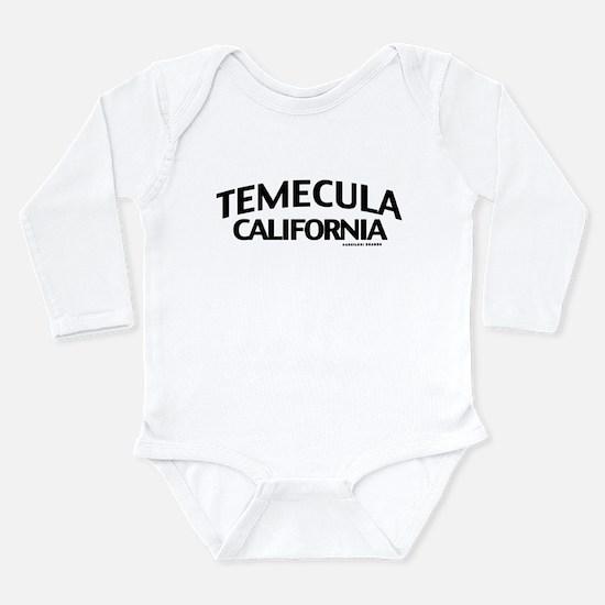 Temecula Long Sleeve Infant Bodysuit