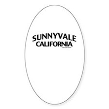 Sunnyvale Decal