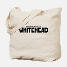 Alfred North Whitehead Tote Bag