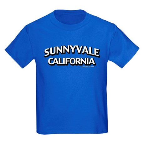 Sunnyvale Kids Dark T-Shirt