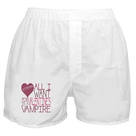 Stefan Valentine Boxer Shorts
