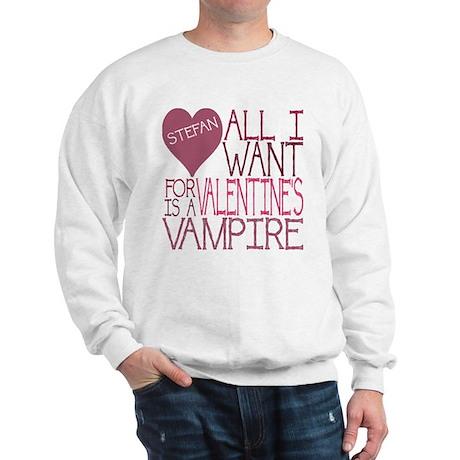 Stefan Valentine Sweatshirt