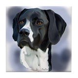 English pointer Drink Coasters