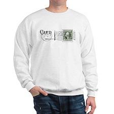 Retro Stamp Sweatshirt