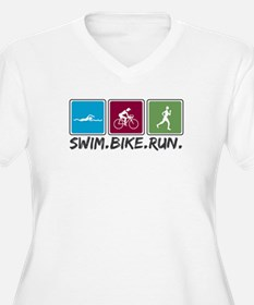 Swim Bike Run T-Shirt
