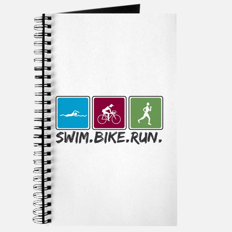 Swim Bike Run Journal