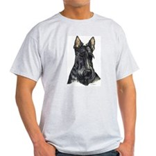 Scottish Terrier Scotty Ash Grey T-Shirt
