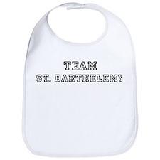 Team St. Barthelemy Bib