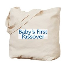 Baby's First Passover Tote Bag