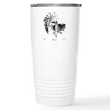 Fibonacci Bats Travel Mug