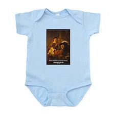 Art & Atmosphere Rembrandt Infant Creeper