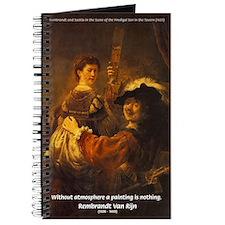 Art & Atmosphere Rembrandt Journal