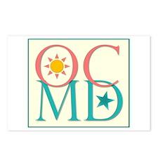 Ocean City, MD Postcards (Package of 8)