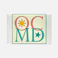 Ocean City, MD Rectangle Magnet