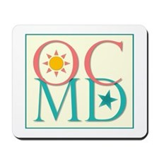 Ocean City, MD Mousepad