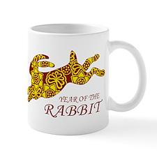 Chinese New Year of the Rabbit Mug