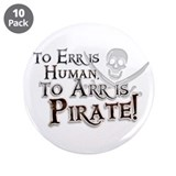 To arr is pirate! 10 Pack