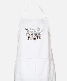 To Arr is Pirate! Funny Apron