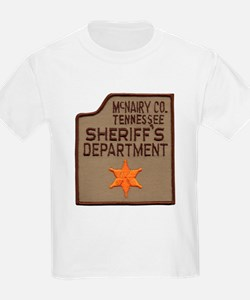 McNairy County Sheriff T-Shirt
