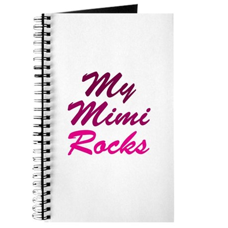 My Mimi Rocks Journal