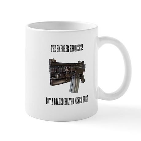 loaded bolter light Mugs