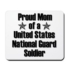 Proud NG Mom Star Mousepad