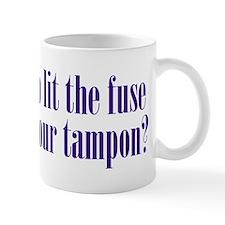 Tampon Fuse Mug