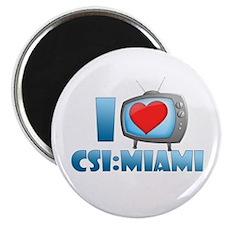"I Heart CSI: Miami 2.25"" Magnet (10 pack)"