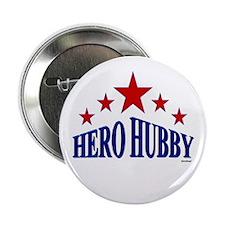 "Hero Hubby 2.25"" Button"