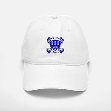 Bailey Family Crest Skull Baseball Baseball Cap
