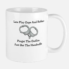 Cops and Robbers Mug