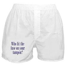 Tampon Fuse Boxer Shorts