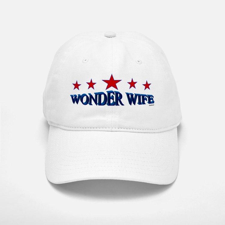 Wonder Wife Baseball Baseball Cap