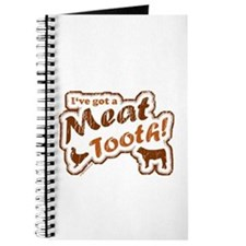 Meat tooth Journal