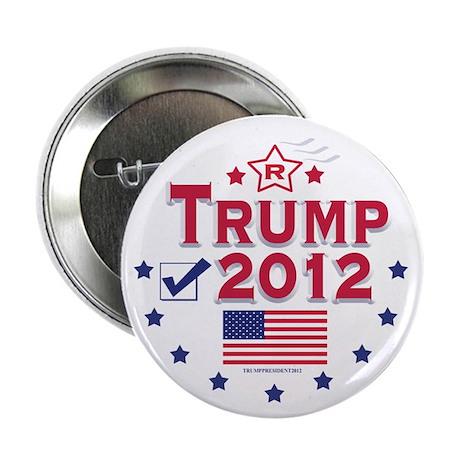 "Trump 2012 2.25"" Button (100 pack)"