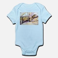 Leopard, Beautiful, Art, Infant Bodysuit