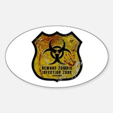 infected Decal