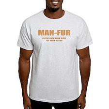 Man Fur T-Shirt