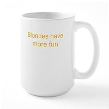 Blonde Fun Mug
