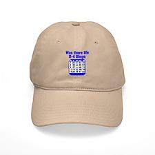 Was there life B-4 Bingo Baseball Cap