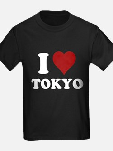 I heart tokyo T