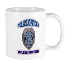 Washington Police Mug