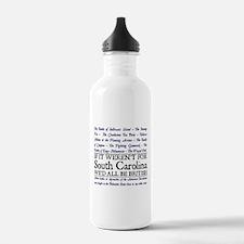 Cute Carolina gamecocks Water Bottle