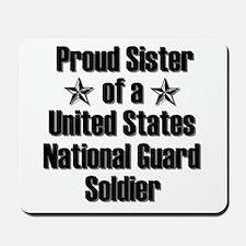 Proud NG Sister Star Mousepad