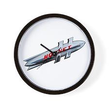 Hudson Hornet Wall Clock