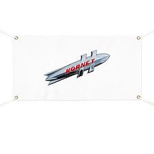 Hudson Hornet Banner