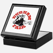Unique Fair Keepsake Box