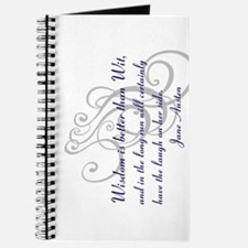 Wisdom is better than Wit Journal