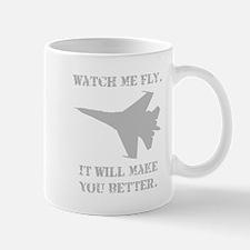 Watch Me Fly. Mug
