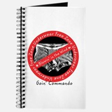 Goin' Commando Journal